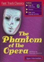 Heinle ELT THE PHANTOM OF THE OPERA + CD PACK (Fast Track Classics - Le... cena od 0 Kč