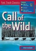 Heinle ELT CALL OF THE WILD + CD PACK (Fast Track Classics - Level INTE... cena od 0 Kč