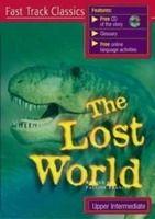 Heinle ELT THE LOST WORLD + CD PACK (Fast Track Classics - Level UPPER ... cena od 84 Kč