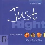 Heinle ELT JUST RIGHT INTERMEDIATE CLASS AUDIO CD - HARMER, J. cena od 657 Kč