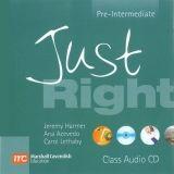 Heinle ELT JUST RIGHT PRE-INTERMEDIATE CLASS AUDIO CD - ACEVEDO, A., HA... cena od 657 Kč