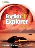 Heinle ELT ENGLISH EXPLORER 1 STUDENT´S BOOK + MULTIROM PACK - BAILEY, ... cena od 406 Kč