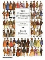 Thames & Hudson CHRONICLE OF WESTERN COSTUME - PEACOCK, J. cena od 405 Kč
