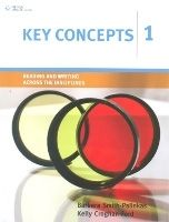 Heinle ELT KEY CONCEPTS 1: READING AND WRITING ACROSS THE DISCIPLINES -... cena od 485 Kč
