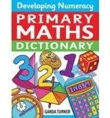 A & C Black PRIMARY MATHS DICTIONARY - TURNER, G. cena od 139 Kč