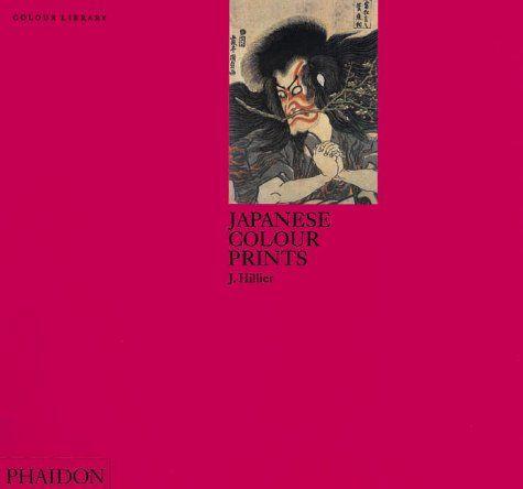 Phaidon Press Ltd COLOUR LIBRARY - JAPANESE COLOR PRINTS - HILLIER, J. cena od 198 Kč