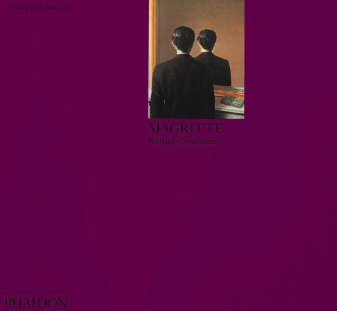 Phaidon Press Ltd COLOUR LIBRARY - MAGRITTE - CALVOCORESSI, R. cena od 198 Kč