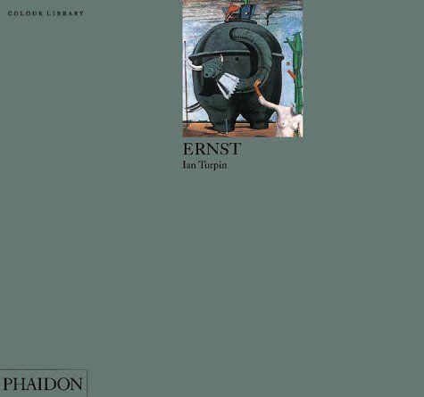 Phaidon Press Ltd COLOUR LIBRARY - ERNST - TURPIN, I. cena od 198 Kč