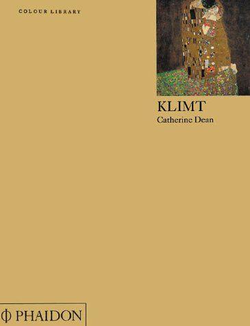 Phaidon Press Ltd COLOUR LIBRARY - KLIMT - DEAN, C. cena od 198 Kč