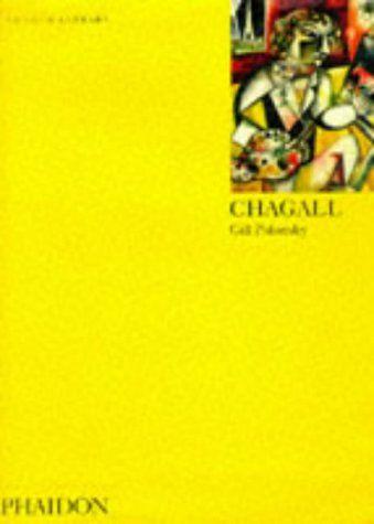 Phaidon Press Ltd COLOUR LIBRARY - CHAGALL - POLONSKY, G. cena od 198 Kč