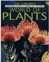 Usborne Publishing WORLD OF PLANTS (The Usborne Internet-linked Library of Scie... cena od 217 Kč