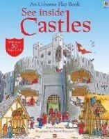 Usborne Publishing SEE INSIDE: CASTLES (Usborne Flap Books) - DAYNES, K. cena od 243 Kč