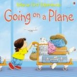 Usborne Publishing FIRST EXPERIENCES: GOING ON A PLANE Mini Edition - CARTWRIGH... cena od 68 Kč