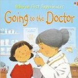 Usborne Publishing FIRST EXPERIENCES: GOING TO THE DOCTOR Mini Edition - CARTWR... cena od 62 Kč