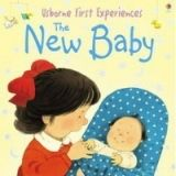 XXL obrazek Usborne Publishing FIRST EXPERIENCES: THE NEW BABY Mini Edition - CARTWRIGHT, S...