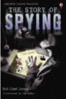 Usborne Publishing USBORNE YOUNG READING LEVEL 3: THE STORY OF SPYING - JONES, ... cena od 147 Kč