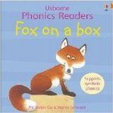 Usborne Publishing FOX ON A BOX (Usborne Phonics Readers) - CARTWRIGHT, S., COX... cena od 123 Kč