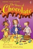 Usborne Publishing USBORNE YOUNG READING LEVEL 1: THE STORY OF CHOCOLATE - DAYN... cena od 121 Kč