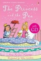 Usborne Publishing USBORNE YOUNG READING LEVEL 1: THE PRINCESS AND THE PEA + AU... cena od 173 Kč
