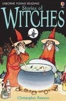Usborne Publishing USBORNE YOUNG READING LEVEL 1: STORIES OF WITCHES + AUDIO CD... cena od 190 Kč