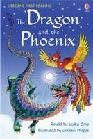 Usborne Publishing USBORNE FIRST READING LEVEL 2: THE DRAGON AND THE PHOENIX - ... cena od 123 Kč