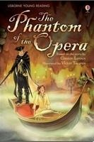 Usborne Publishing USBORNE YOUNG READING LEVEL 2: THE PHANTOM OF THE OPERA - LE... cena od 123 Kč