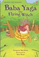 Usborne Publishing USBORNE FIRST READING LEVEL 4: BABA YAGA, THE FLYING WITCH -... cena od 123 Kč
