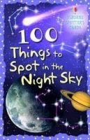 Usborne Publishing 100 Things to Spot in Night Sky (Usborne Spotters Cards) - C... cena od 177 Kč