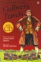 Usborne Publishing USBORNE YOUNG READING LEVEL 2: GULLIVER´S TRAVELS + AUDIO CD... cena od 173 Kč