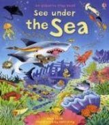 Usborne Publishing SEE UNDER THE SEA - COLIN, C., DAYNES, K. cena od 247 Kč