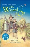 Usborne Publishing USBORNE YOUNG READING LEVEL 2: THE WIZARD OF OZ + AUDIO CD P... cena od 190 Kč