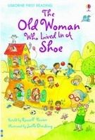 Usborne Publishing USBORNE FIRST READING LEVEL 2: THE OLD WOMAN WHO LIVED IN A ... cena od 123 Kč
