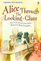 Usborne Publishing USBORNE FIRST READING LEVEL 2: ALICE THROUGH THE LOOKING-GLA... cena od 123 Kč