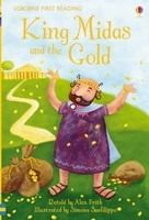 Usborne Publishing USBORNE FIRST READING LEVEL 1: KING MIDAS AND THE GOLD - FRI... cena od 135 Kč
