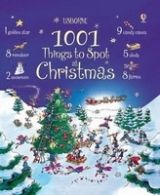 Usborne Publishing 1001 THINGS TO SPOT AT CHRISTMAS - FRITH, A., GOWER, T. (Ill... cena od 266 Kč