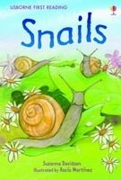 Usborne Publishing USBORNE FIRST READING LEVEL 2: SNAILS - DAVIDSON, S. cena od 123 Kč