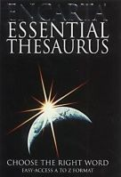 Bloomsbury ENCARTA ESSENTIAL THESAURUS - JELLIS, S. cena od 269 Kč
