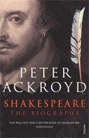 Random House UK SHAKESPEARE: The Biography - ACKROYD, P. cena od 299 Kč