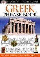Dorling Kindersley GREEK PHRASE BOOK (Eyewitness Travel Guides) - GREVENIOTIS, ... cena od 120 Kč