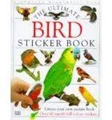 Dorling Kindersley BIRD ULTIMATE STICKER BOOK cena od 99 Kč