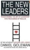 Little, Brown Book Group The New Leaders: Transforming the Art of Leadership - Golema... cena od 328 Kč