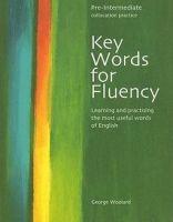 Heinle ELT KEY WORDS FOR FLUENCY LEVEL PRE-INTERMEDIATE - WOOLARD, G. cena od 343 Kč