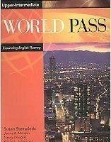 Heinle ELT WORLD PASS UPPER INTERMEDIATE STUDENT´S BOOK - CURTIS, A., D... cena od 485 Kč
