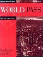 Heinle ELT WORLD PASS UPPER INTERMEDIATE WORKBOOK - CURTIS, A., DOUGLAS... cena od 328 Kč