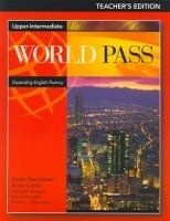Heinle ELT WORLD PASS UPPER INTERMEDIATE TEACHER´S BOOK - CURTIS, A., D... cena od 539 Kč