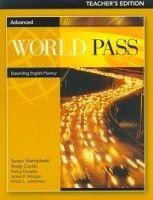 Heinle ELT WORLD PASS ADVANCED TEACHER´S BOOK - CURTIS, A., DOUGLAS, N.... cena od 539 Kč