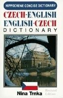 Různí dodavatelé - v EU HIPPOCRENE BOOKS CZECH - ENGLISH, ENGLISH - CZECH CONCISE DI... cena od 107 Kč