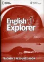 Heinle ELT ENGLISH EXPLORER 1 TEACHER´S RESOURCE BOOK - BAILEY, J., STE... cena od 960 Kč