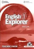 Heinle ELT ENGLISH EXPLORER 1 TEACHER´S BOOK + CLASS AUDIO CD PACK - BA... cena od 960 Kč