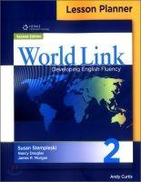 Heinle ELT WORLD LINK Second Edition 2 LESSON PLANNER WITH TEACHER´S RE... cena od 1004 Kč